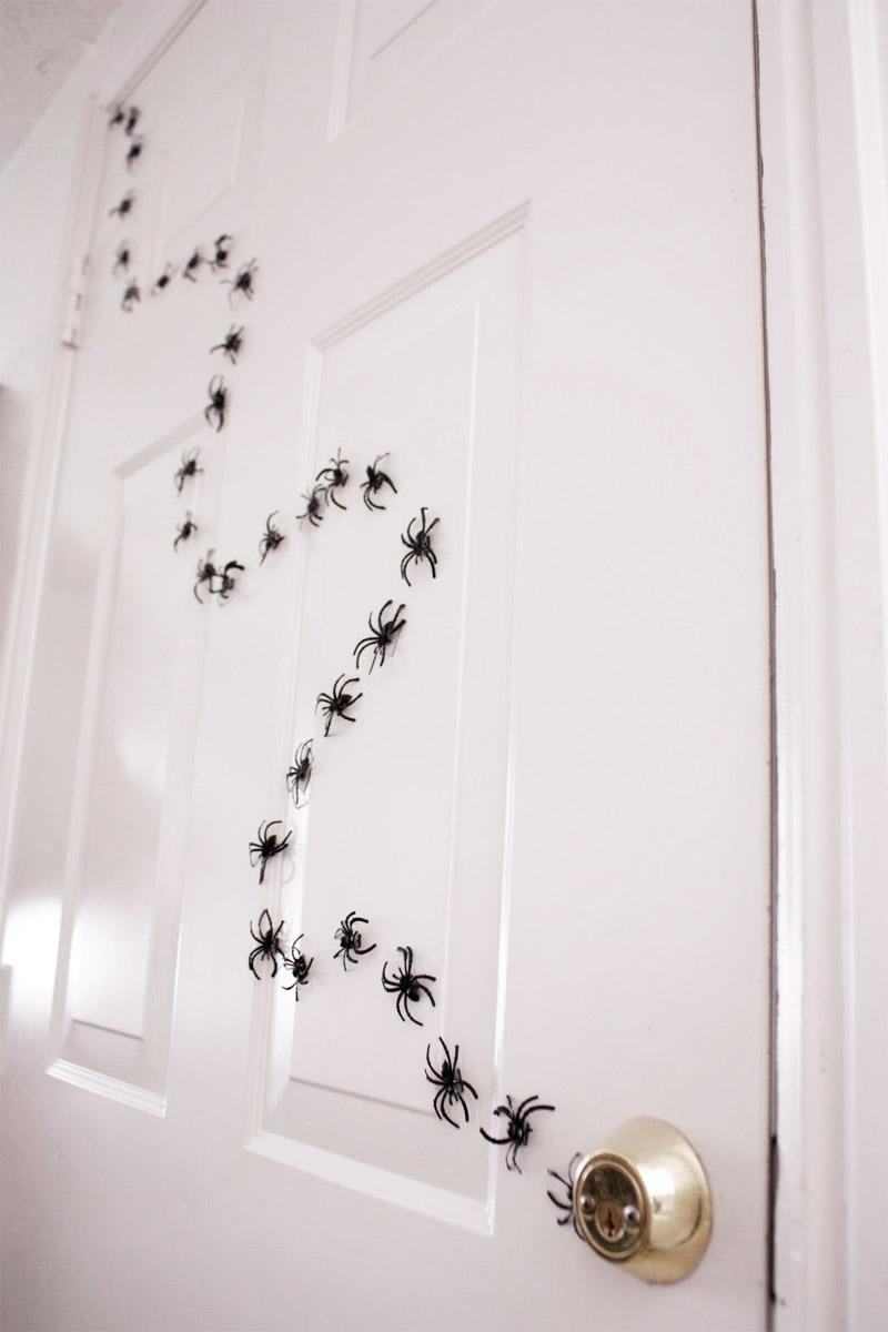arañas halloween